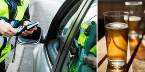 Under vecka 50 lägger polisen extra fokus på trafiknykterheten.