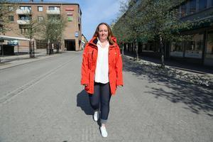 I Kramfors har nattvandrarna en kommuntäckande grupp och i Sollefteå finns det i centralorten och i Långsele. På gång är också Ramsele, berättar Anna Elf, regionstöd för Stiftelsen Nattvandrare i Västernorrland.