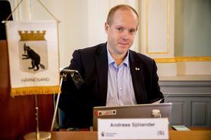 Kommunalrådet Andreas Sjölander (S).
