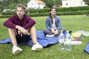 I tre veckorna pågår sommarjobbet som aktivitetsledare i Ovanåkers kommun.