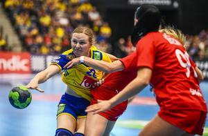 Alexandra Bjärrenholt får inte en VM-plats.