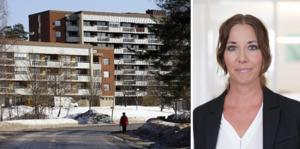 Christina Friberg, Näringspolitiskt ansvarig i Västernorrland, Fastighetsägarna MittNord.