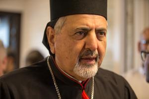 Patriark Ignatius Youssef III Younan.