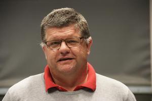 Kent Olsson toppar Liberalernas valsedel i Ovanåkers kommun.