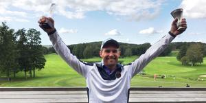 Jonas Wallmo ska spela EM nästa sommar – sedan tänker han försöka kvala till Europatouren.