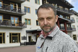 Mats Lennartsson, vd Destination Funäsdalen