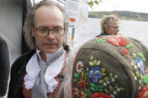 Per Schalander  marknadsförde Wedevågs herrgård.