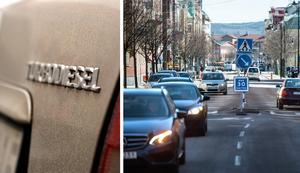 Miljözoner med dieselförbud är säkert en bra lösning i vissa städer, men i Sundsvall är det inte aktuellt så länge Socialdemokraterna är vid makten, skriver Peder Björk och Niklas Säwén. Bild: Micke Engström / Eva-Lena Olsson