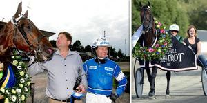 Quid Pro Quo (2014) och Sebastian K. (2012) är två av de tio senaste vinnarna i Sundsvall Open Trot.