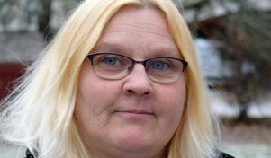 Eva Gustafsson säger att hon vintertid fick gå vaken för att hålla värmen.