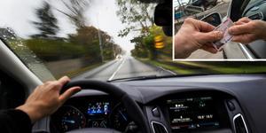En kvinna misstänks ha kört bil drogpåverkad och med indraget körkort i Leksand. Nu åtalas hon vid Falu tingsrätt. Obs: Bilderna är tagna i andra sammanhang. Foto: TT