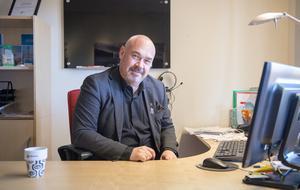 Christian Söderberg är näringslivschef i Timrå och han tycker inte att de gjort fel när en kvinna sas upp från näringslivsbolaget.