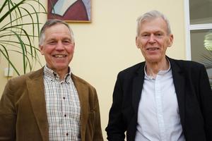 Palle Peterson och Ulf Hageström Svensson.