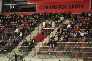 När SAIK spelade hemma mot Falun i fredags var det 749 själar på plats.
