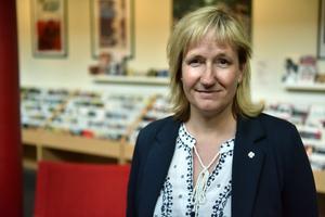 Anna Hed (C) är kommunalråd i Mora och en av de som initierade mötet.