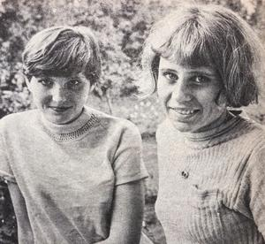 Bild från ÖA 13 juli 1968.