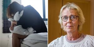 """""""Det finns ingenting som kan göra oss så sjuka som dåliga relationer"""", säger Eva Dickfors von Knorring, kurator på Norbergs vårdcentral."""