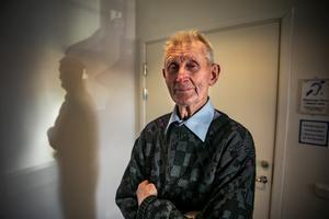 Nils-Gustaf Bergqvist är en legendar i Näsbygden.