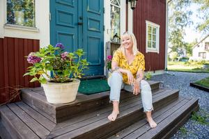Jessica Wetterstrand Sjöberg ville som liten bli arkeolog – men i stället en stjärna över en natt i Melodifestivalen 2003.