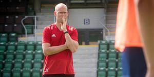 GIF Sundsvalls tränare blickar fram emot höstsäsongen som inleds med match mot AFC på hemmaplan.