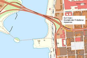 Grafik från Östersunds kommun.