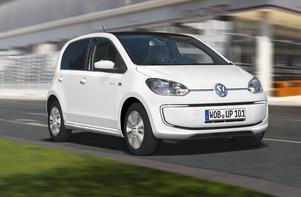 Bildtext 15: VW e-Up.   Foto: VW