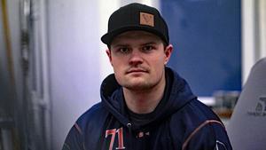 Kasper Milerud är inte längre den som ska göra mycket poäng – men om han spelat hockey hade statistiken säkert sett annorlunda ut...