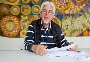 Jan-Eric Berger (C) är ordförande i barn- och utbildningsnämnden i Söderhamn.