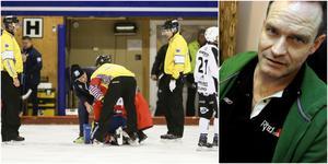 Bengt Ryhed vill att videogranskningsnämnden tar upp tacklingen mot Daniel Välitalo en gång till.
