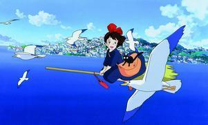 Kikis expressbud, av den japanska barnboksförfattaren Eiko Kadono har också filmatiserats.