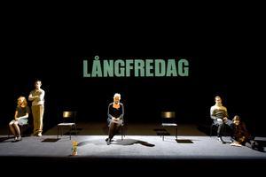 Den nu sparkade Dramatenchefen Eirik Stubø regisserade 2009 August Strindbergs