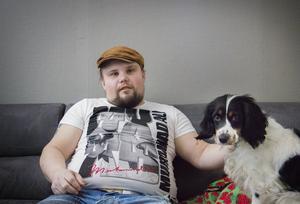 Mikael Svärd. Arkivbild från 2014.