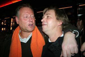 The Circus Bar. Klas och Stefan