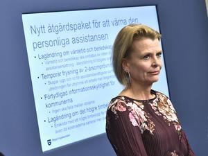 SD kritiserar regeringen och ansvariga ministern Åsa Regnér (S).
