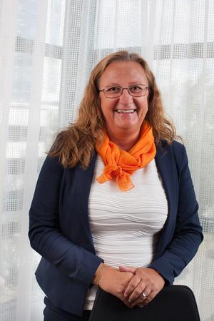 Inger Alfredsson är nationell samordnare på intresseorganisationen Svenska stadskärnor. Varje år sedan 199 5utser de Årets stadskärna. Dalarna har sällan vunnit det priset, senaste gången var Faluns vinst 1998. Foto: Svenska stadskärnor