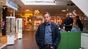 Marcus Andersson på Gruvtornet.