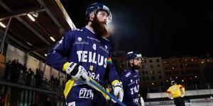 Martin Krigh. Bild: Nils Petter Nilsson / TT