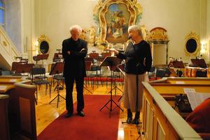 Foto: Dieter Funda Kolja Blacher och Elisabet Ljungar
