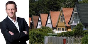 Priserna på bostadsrätter och villor sjönk i Falun under det första kvartalet.