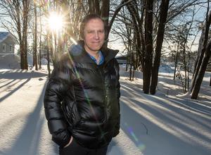 I dag törs Björn Eklund äntligen tro att han är frisk igen.