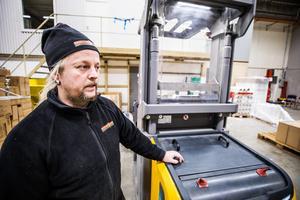 Ola Andersson säger att beskedet om nedläggningen har tagit hårt på många.