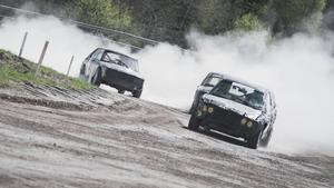 Folkrace på Borlänge motorstadion. Bild: Kim Koukkari