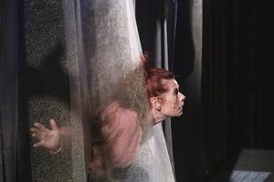 """Caroline Rendahl är en av skådespelarna i """"Det röda trädet"""". Foto: Per Eriksson"""