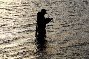 Arkivbild. Sportfiskare. Bilden är tagen i et annat sammanhang än det som nämns i artikeln.