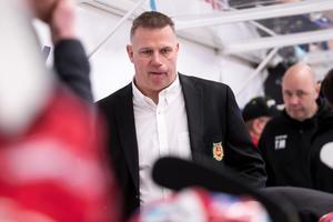 Mats Lusth hoppas på en fortsättning i Mora.Foto: Daniel Eriksson / BILDBYRåN