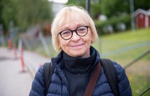 Kristina Fredriksson.