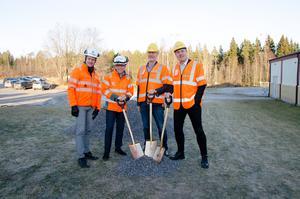 Sommaren 2022 ska den nya anläggningen stå färdig.