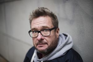 Kristian Lundberg aktuell som pristagare av Frödingpriset och med ny diktsamling. Foto: Izabelle Nordfjell / TT