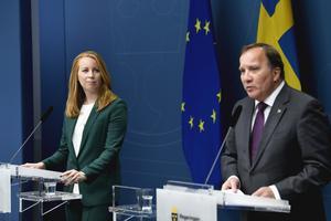 Löfven måste sätta press på Lööf och Sabuni i LAS-frågan.