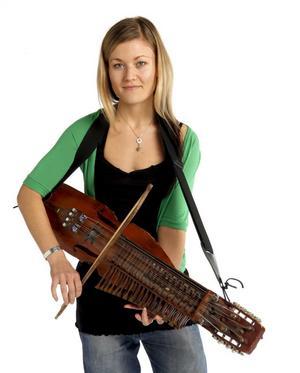 Josefina Paulson blev 2009 års VLT-stipendiat. Är det din tur i år?